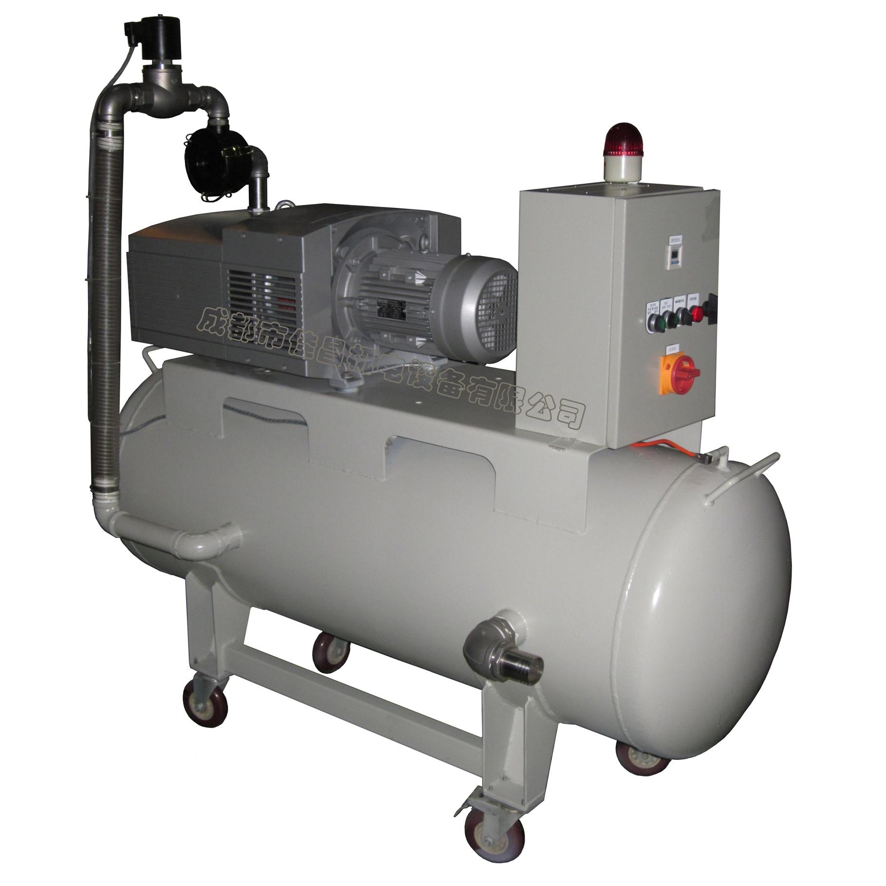 進口無油真空系統 測試機真空系統